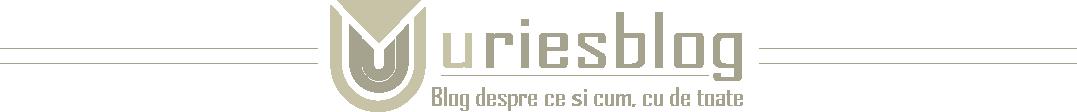 UriesBlog